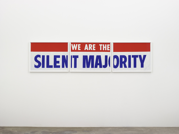 Gardar Eide Einarsson We Are The Silent Majority, 2019